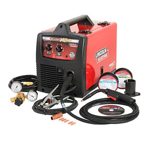 Best Lincoln Electric Weld Pak 140 Hd Mig Wire feed Welder Power Tool Machine