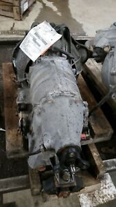 1983 Mercedes Benz 240 Automatic Transmission Assembly 191 186 Miles 2 4 Diesel
