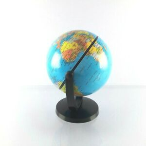 World Atlas Geography Map Globes Earth Learning Decor Home Picture Modern Art