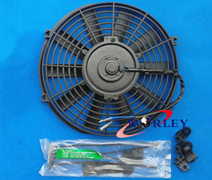14 Inch Electric Universal Auto Cooling Radiator Fan Mounting Kit