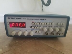 Bk Precision 4012a 5mhz Function Generator Tested