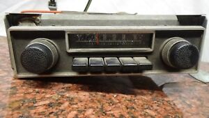1973 Plymouth Duster Oem Mopar Used Am Radio