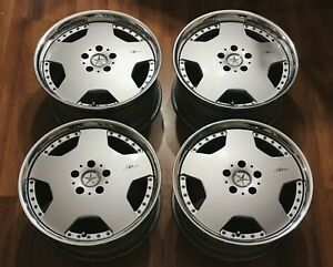 Rare Jdm 18 Inch Starform D Type Wheels 5x114 3 Vip Luxury Lexus Infiniti 240sx