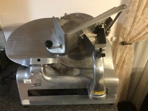 Commercial Berkel 919 Automatic Or Manual Deli Meat Cheese Slicer Exc Cond
