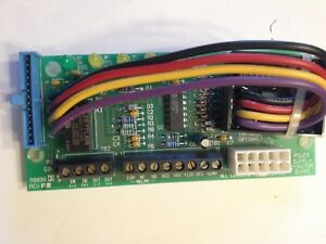 Grinnell Fire Protection Systems Power Supply Monitor Board