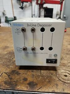 Waters 4 Channel In line Degasser Af Inline Eluent 70 Kpa Hplc