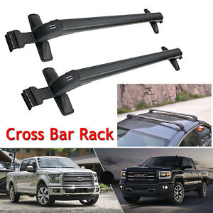 For Ford F150 2008 2016 Universal 43inch Car Roof Rack Luggage Carrier Cross Bar