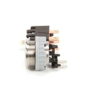 Nieco 21455 2 Pol Grn Pushbutton Switch