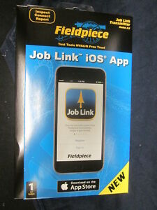 Fieldpiece Job Link Wireless App Transmitter jl2