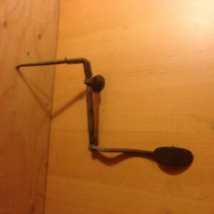 1935 36 37 38 39 40 41 Ford Spoon Gas Pedal Rat Hot Rod Gasser Dragster 32 Model