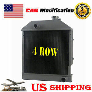 For Ford new Holland Tractor 3230 3430 3930 4130 4630 E9nn8005aa Radiator