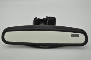 Gm Chevrolet Gmc Rear View Mirror W Auto Dimming Compass Temp 1996 1999