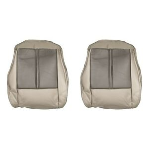 05 07 Grand Cherokee Front Left Right Side Bottom Seat Cushion Cover Oe Mopar
