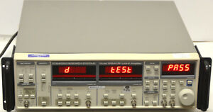 calibrated Stanford Research Sr844 25 Khz To 200 Mhz Rf Lock In Amplifier