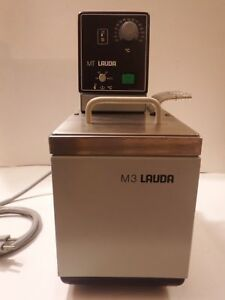 Lauda M3 Mt Water Bath Heated Circulator To 120c