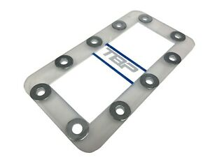 Dana 20 Transfer Case Clear Glass Inspection Cover New 66 77 Early Bronco