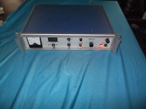Southern California Microwave Vtxrml 1 L Band Tv Xmtr Transmitter 1700 1850 Mhz
