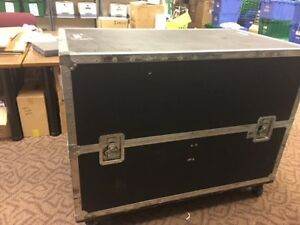 Super Duty Ata Shipping Case Trunk Used