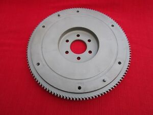 Nice Clean Reconditioned Original Engine Flywheel For Mga 1500 And 1600
