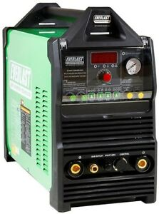 Everlast Plasma Cutter Welder Powerpro 164 Tig Stick Weld Electric Dual Voltage