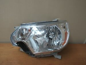 2012 2013 2014 2015 Toyota Tacoma Left Headlight Original