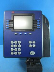 Adp 4500 Time Clock By Kronos With Quick Punch Used