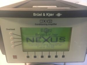 Bruel Kjaer Nexus 2690 02s Two 2 Channel Microphone Conditioning Amplifier