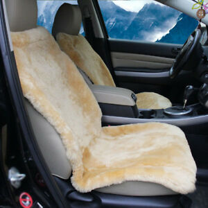 Car Seat Cover 100 Genuine Siberian Sheepskin 43 20 Inches Long Wool