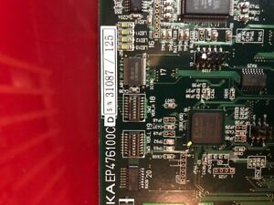 Aloka Ssd 3500 Ultrasound Ep476100cd Board