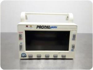 Welch Allyn Propaq Encore 204el Multi Parameter Patient Monitor 201404