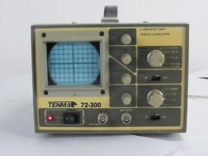 Tenma Oscilloscope Model 72 300