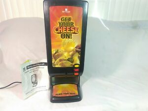 Gold Medal Nacho Cheese Warmer 5300 Working With Manual Good Condition