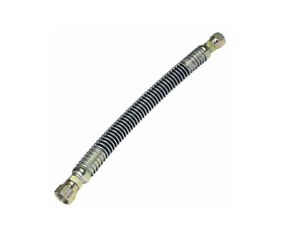 24 Lpg Hose Crimped Liquid Propane Assembly With Spiral Guard Tank Connection