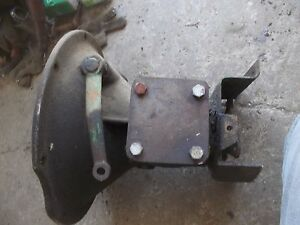 1940 John Deere L Tractor Original Jd Transmission Housing W Input Shaft L620t