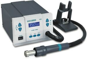 Original Quick 861dw Soldering Station With 3 Free Nozzles 110v Usa Version