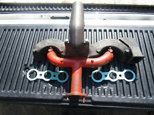 Dc Cc Case Manifold Assembly Farm Tractor
