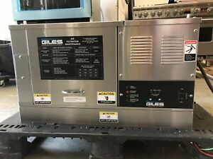 Giles Ovh 10 Rt 5 Ventless Recirculating Hood System