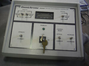 Omnichrome Argon Laser Remote Controller Model Ar1a