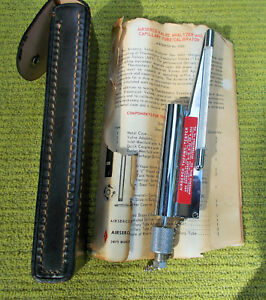 Vintage A c Test Tool Thermostatic Control Airserco Thermo tester No 3100