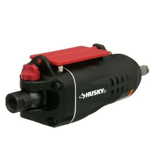 Husky 3 8in Butterfly Impact Wrench Air Tool W 95ft Lb Maximum Torque