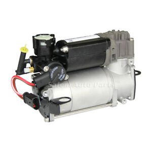 Mercedes W220 W211 W219 E550 Air Suspension Compressor Pump 2203200104