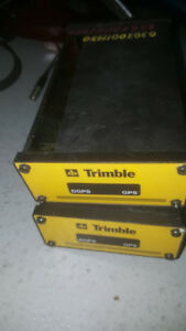 Trimble Dgps 38073 11 46090 11 Gps Pathfinder System Receiver selling As Is