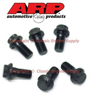 Arp Manual Transmission Flywheel Bolts Fits Some Gm 4 8l 5 3l 5 7l Ls Engines