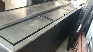 Used True Td 95 38 Horizontal 3 Lid Beer Cooler