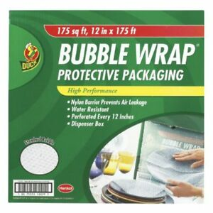 Duck 1053440 Bubble Wrap 12 W X 175 39 L