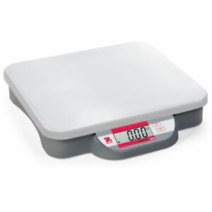 Ohaus Abs Plastic Catapult 1000 Compact Precision Bench Scale 20kg X 0.01kg