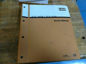 Case 621 Wheel Loader Service Shop Repair Book Manual Oem Original