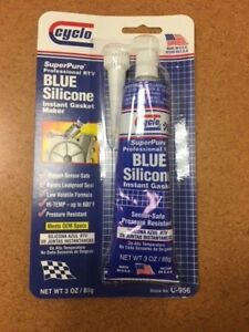 Cyclo C956 Superpure Blue Silicone 3 3 Oz Tubes