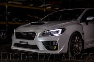 2018 Subaru Wrx C light Switchback Led Boards With Drl Harness Diode Dynamics