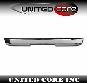 Chevy Tahoe Suburban Chrome Rear Hatch Tailgate Wiper Glass Hatch Cover 07 14